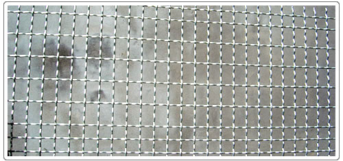 Welded Wire Mesh, Gal  Square Wire Mesh, Black Wire Cloth